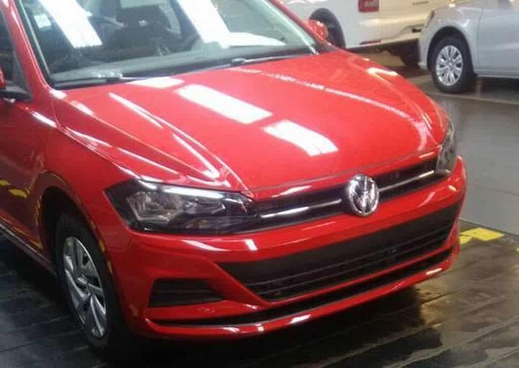 2018 Yeni Volkswagen Polo Sedan