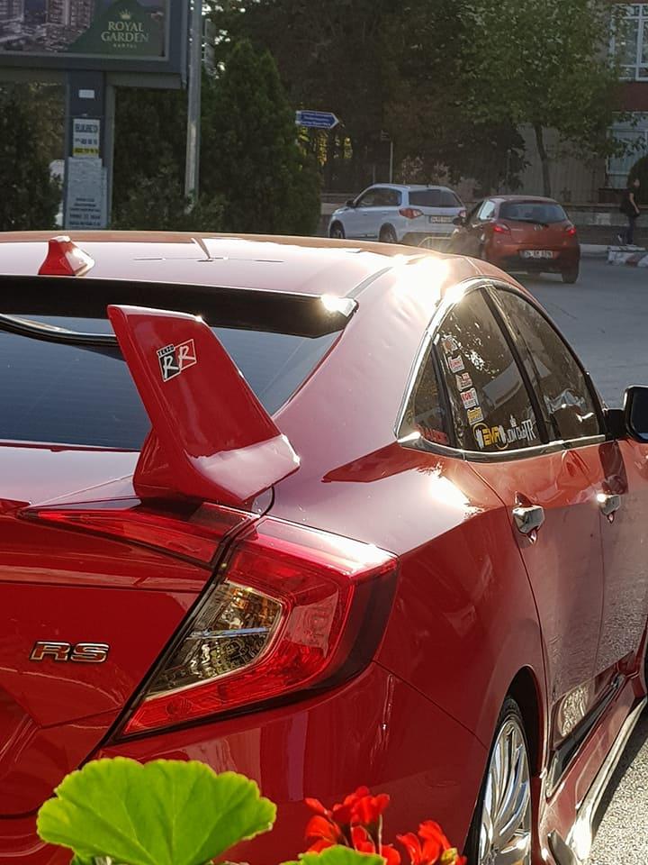 Yeni Honda Civic FC5