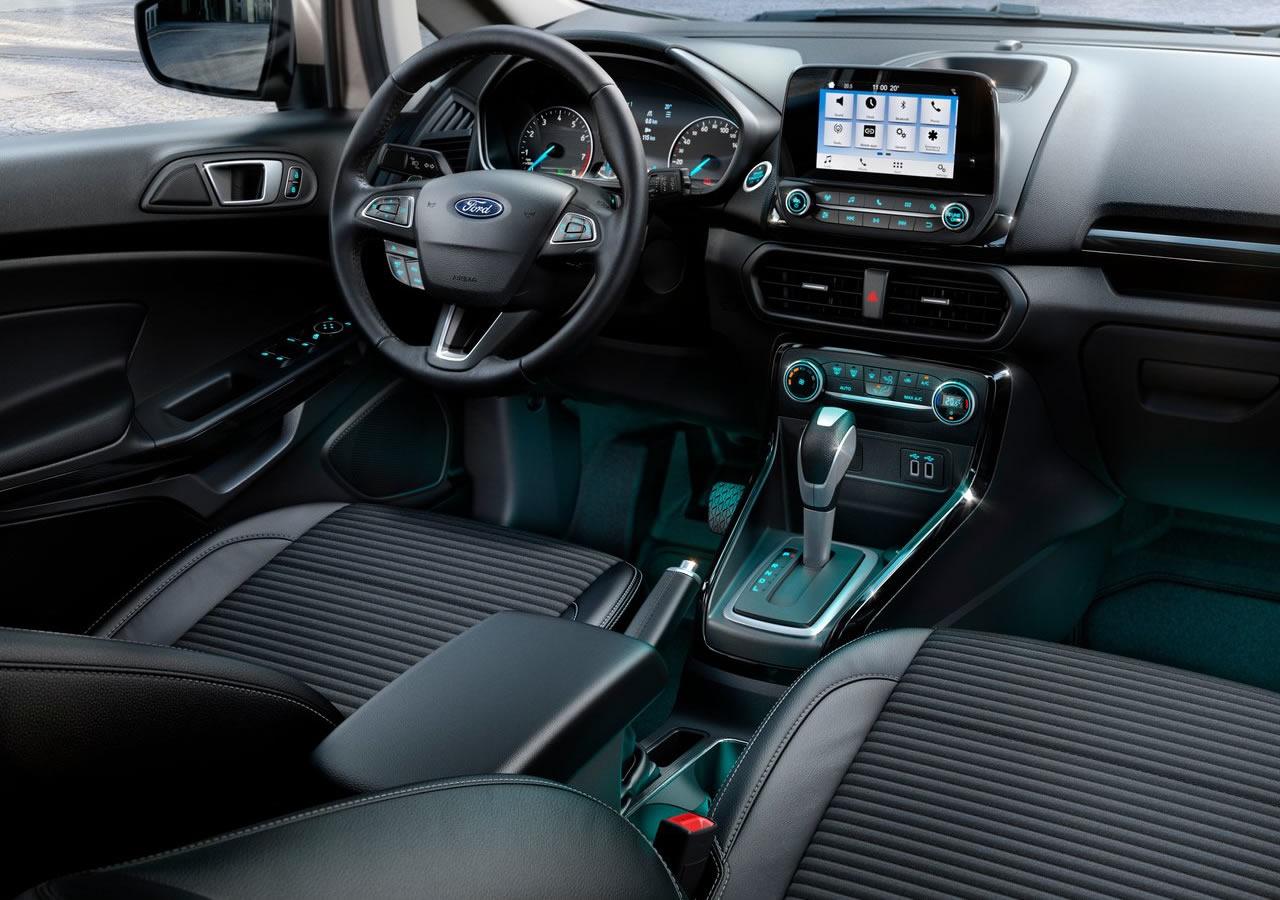 2018 Yeni Ford EcoSport ST-Line Fotoğrafları