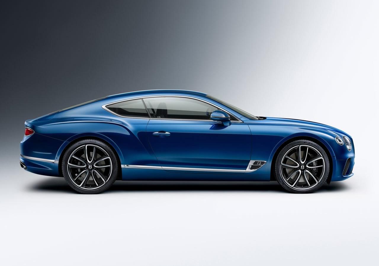 2018 Yeni Kasa Bentley Continental Gt Türkiye Fiyatı Oto Kokpit