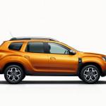 Yeni Kasa Dacia Duster MK2 Boyutları