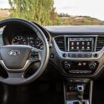 2018 Yeni Kasa Hyundai Accent Kokpiti