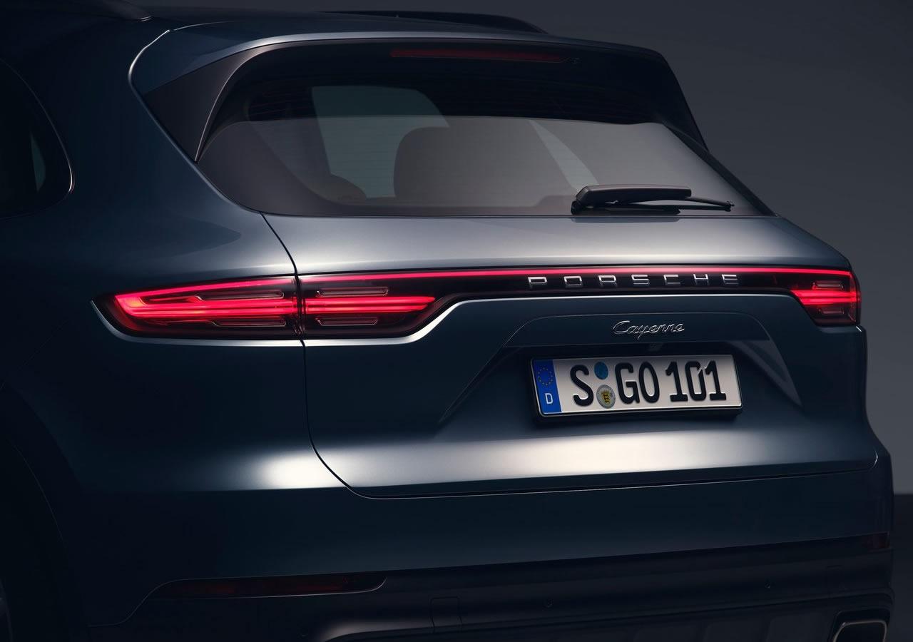 Yeni Kasa Porsche Cayenne 2018