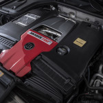 Brabus 2017 Mercedes-AMG E 63 Motoru
