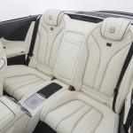 Brabus Mercedes S65 Cabrio Rocket 900 Modifiye