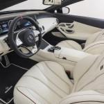 Brabus Mercedes S65 Cabrio Rocket 900 Tuning
