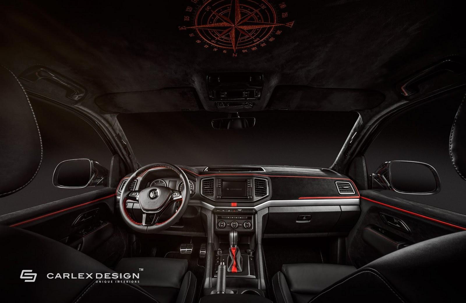 Carlex Design 2017 Volkswagen Amarok