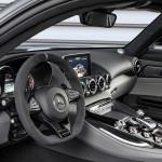 Yeni Mercedes-AMG GT C Edition 50 İçi