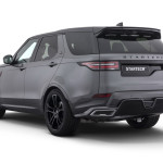 STARTECH 2017 Land Rover Discovery 5 Modifiye