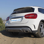 Yeni Mercedes GLA 180d AMG  İncelemesi