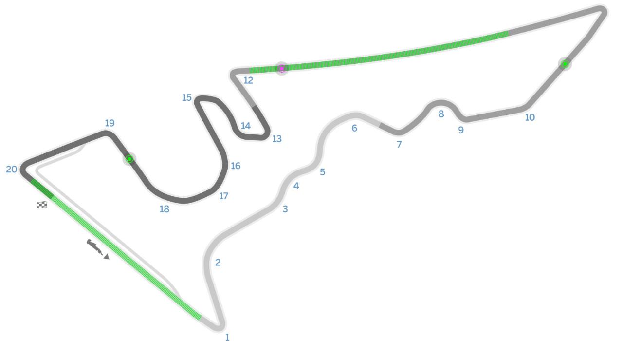 2017 Formula 1 Amerika Grand Prix Hangi Kanalda