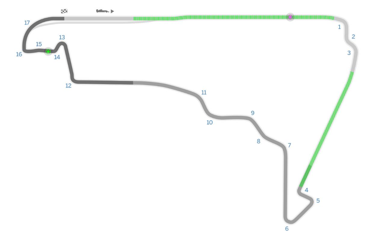 2017 Formula 1 Meksika Grand Prix
