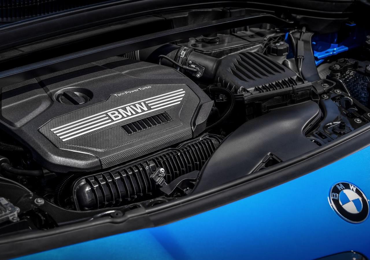 Yeni BMW X2 Motor Seçenekleri