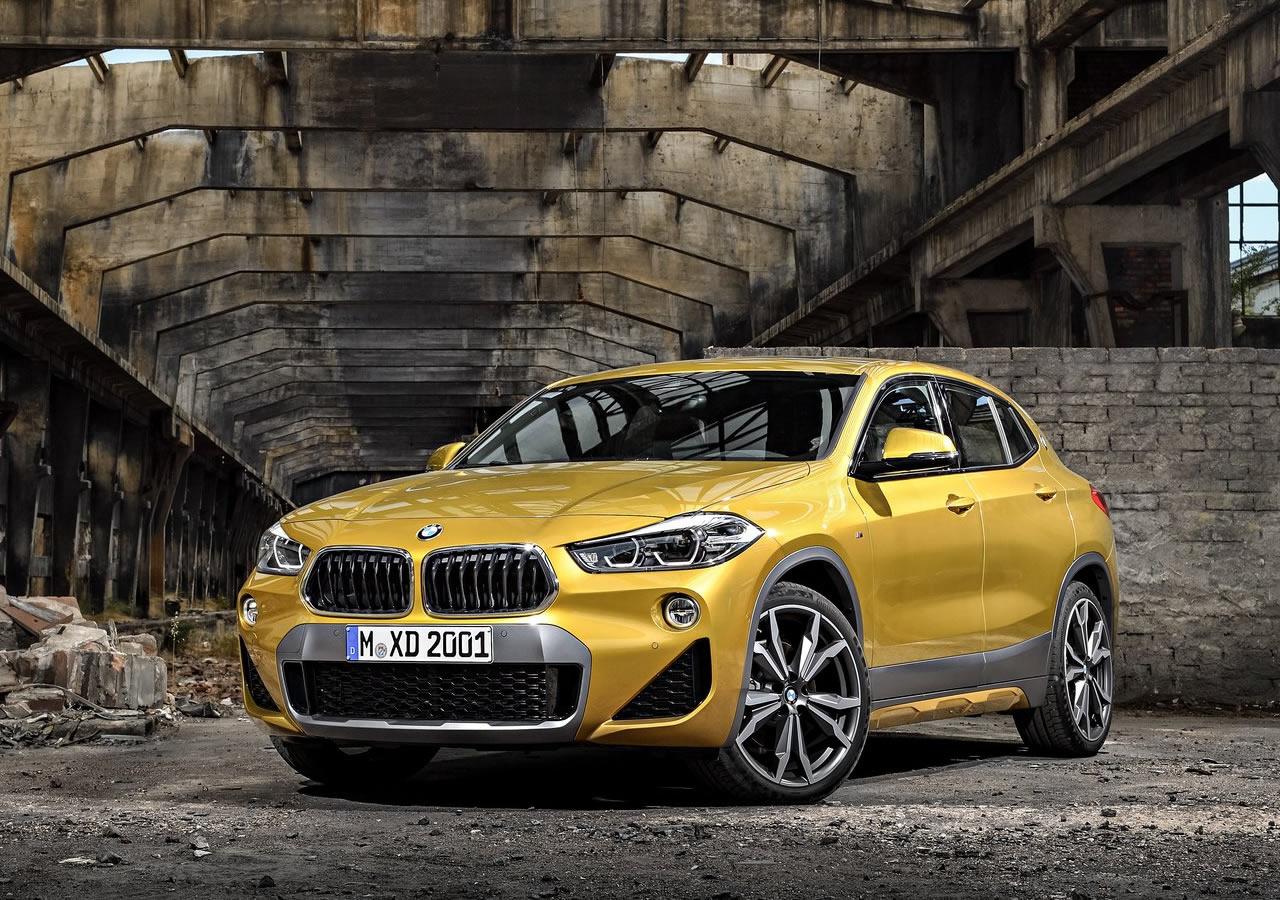 2018 Yeni BMW X2 Fiyatı