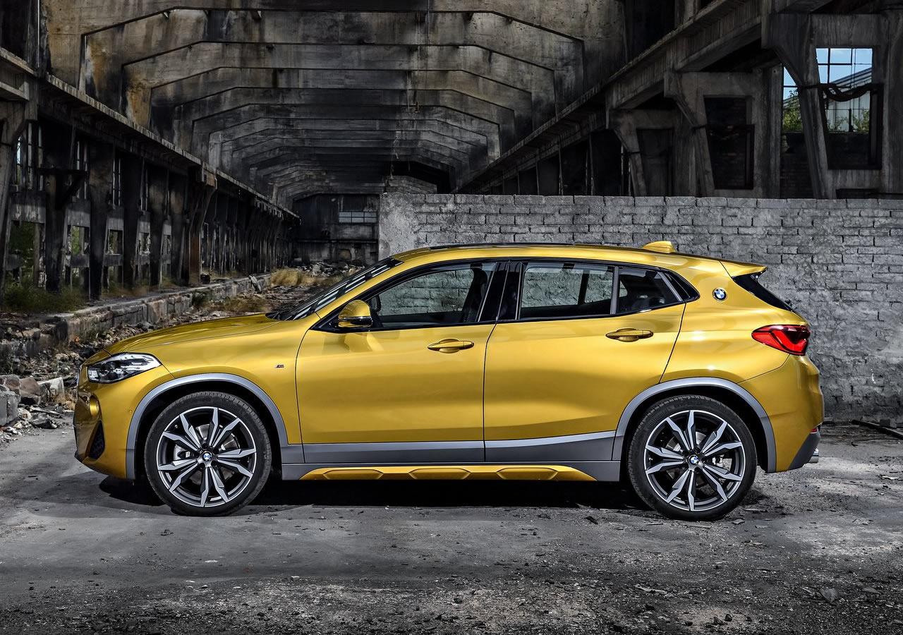 Bmw X2 Fiyati >> 2018 Yeni BMW X2 Fiyatı