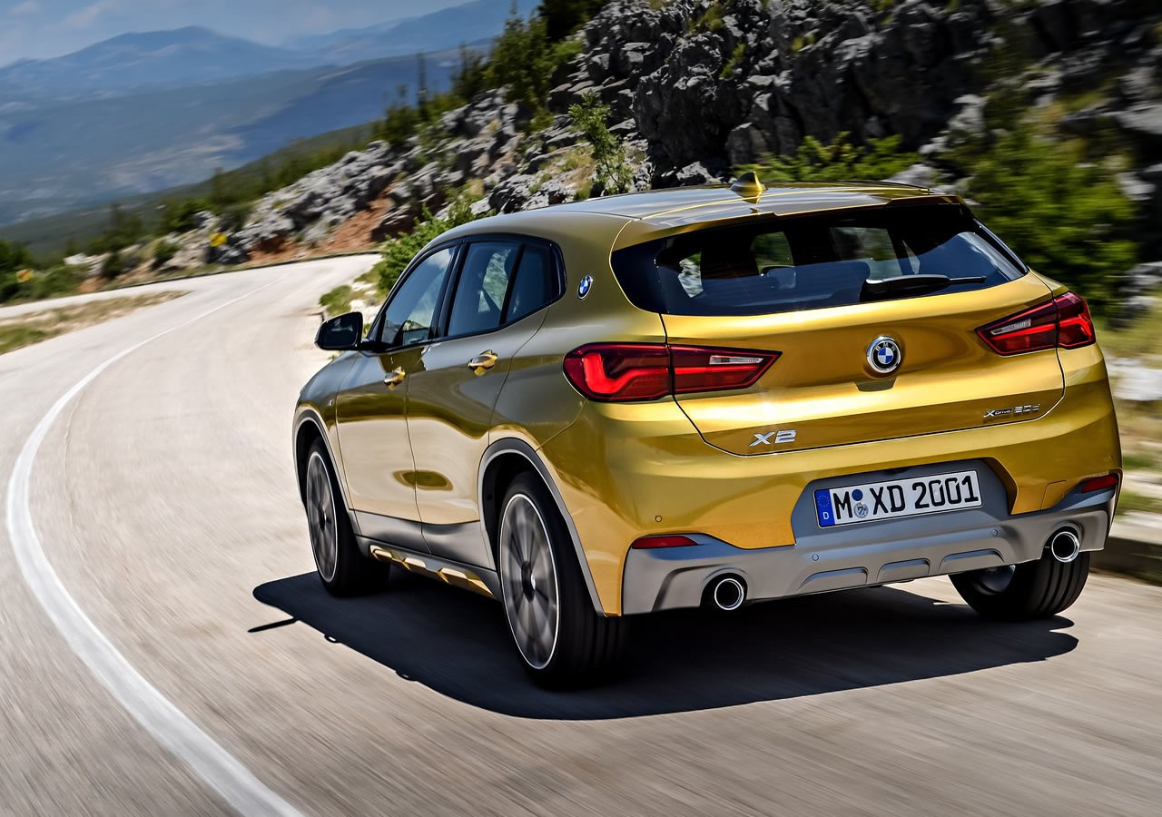 Bmw X2 Fiyati >> 2018 Yeni BMW X2 Ne Zaman Çıkacak?
