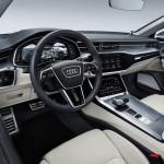 2018 Yeni Kasa Audi A7 Sportback Kokpiti