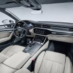 2018 Yeni Kasa Audi A7 Sportback İçi
