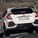 Yeni Honda Civic Type-R (FK-8) Özellikleri