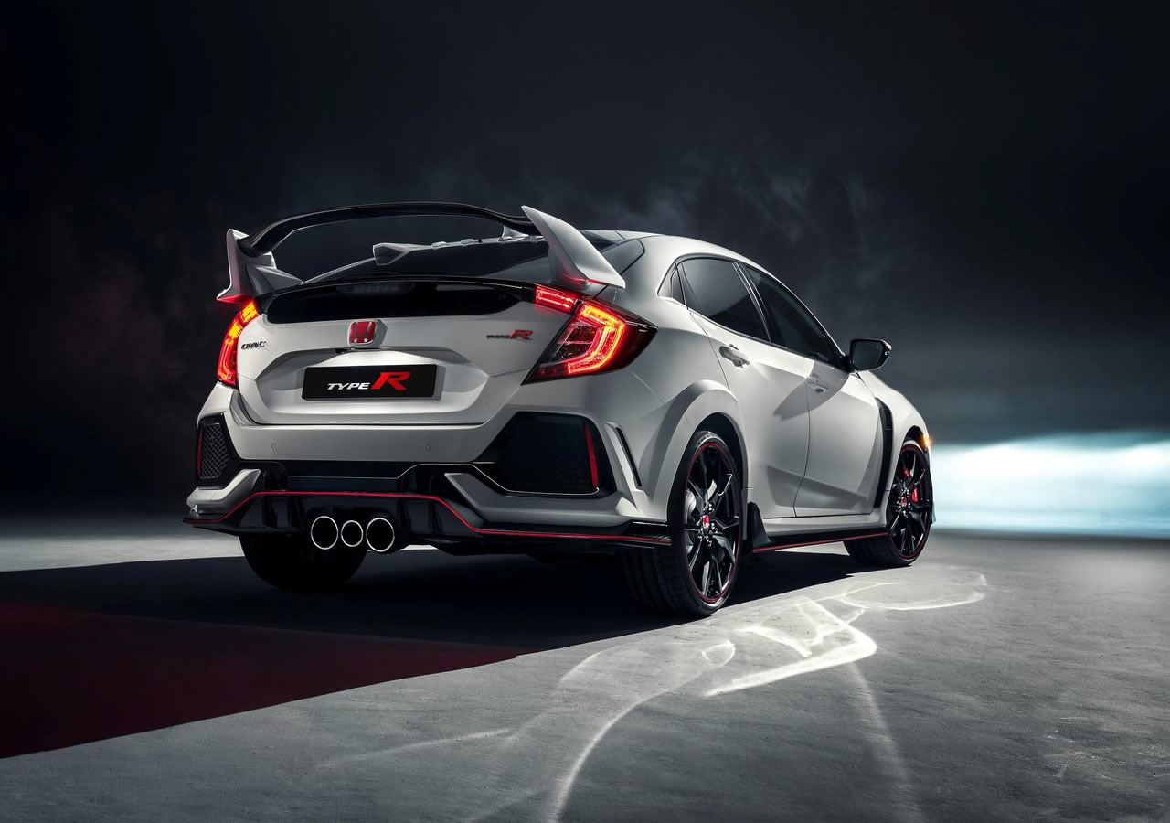 2018 Yeni Kasa Honda Civic Type-R