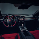 2018 Yeni Kasa Honda Civic Type-R Kokpiti
