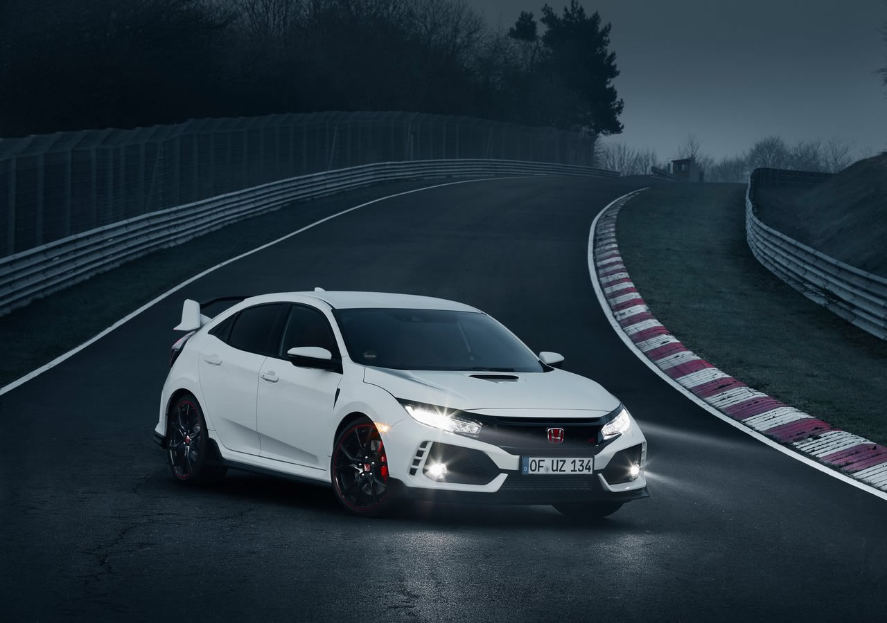 Yeni Honda Civic Type-R (FK-8) Türkiye Fiyatı