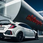 Yeni Honda Civic Type-R (FK-8) Teknik Özellikleri
