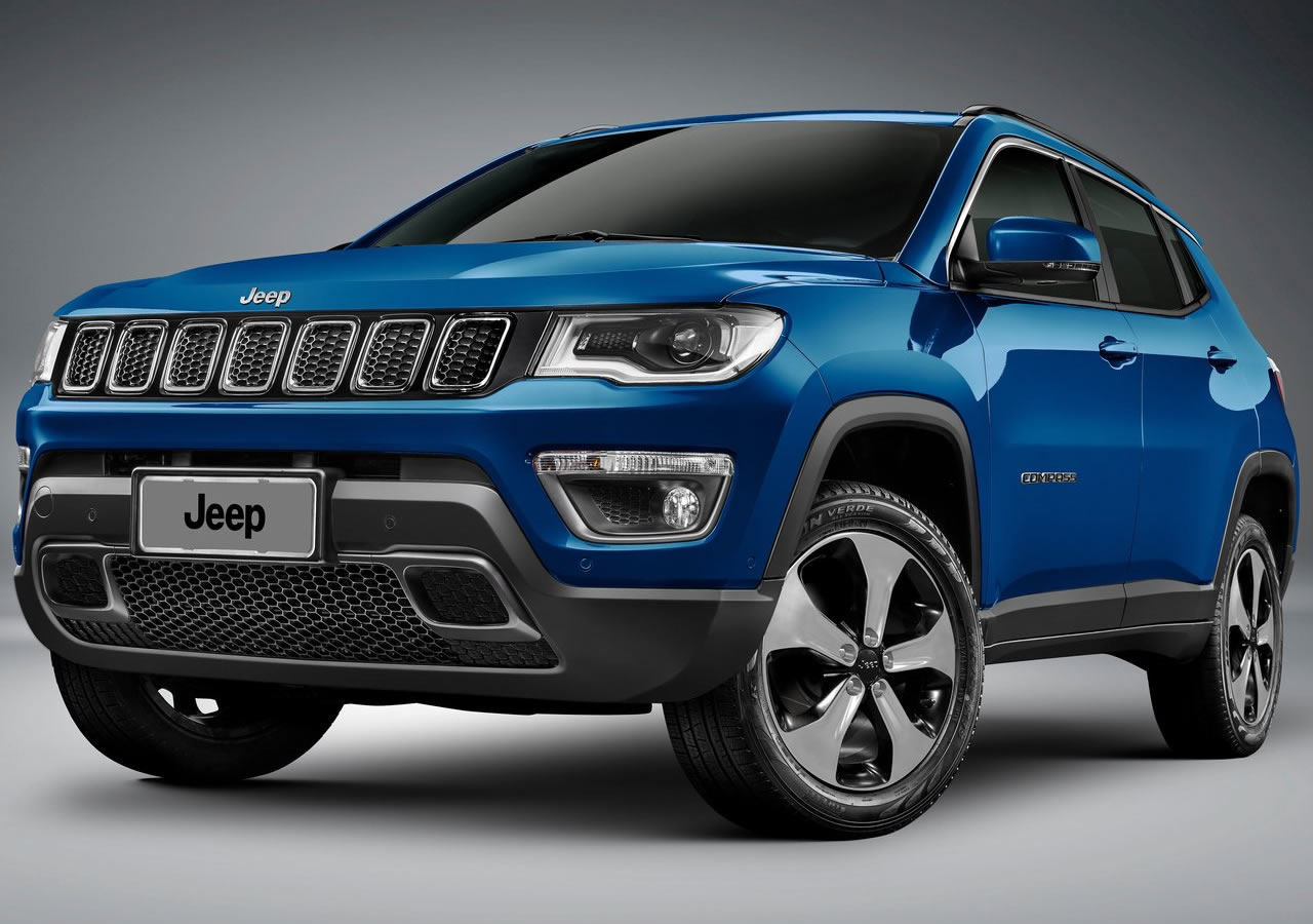 2018 Yeni Kasa Jeep Compass