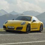 2018 Yeni Porsche 911 Carrera T Teknik Özellikleri