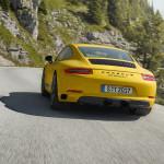 2018 Yeni Porsche 911 Carrera T 0-100