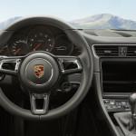 2018 Yeni Porsche 911 Carrera T Kokpiti