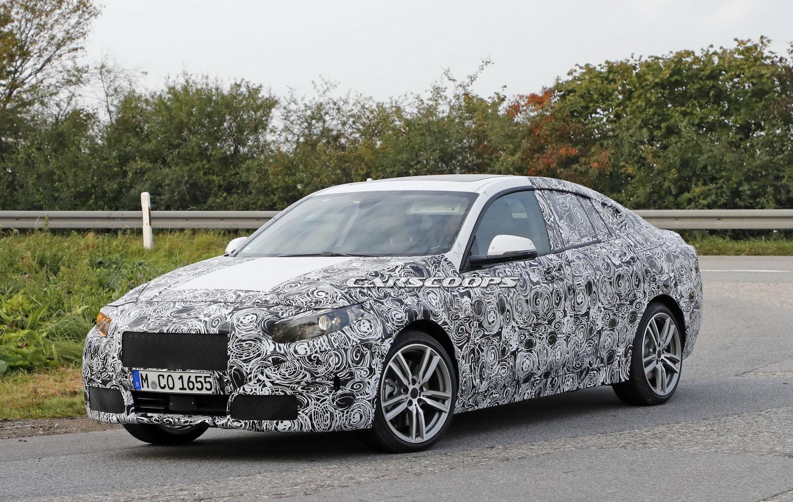 Yeni BMW 2 Serisi Gran Coupe