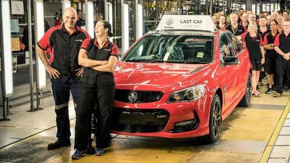 Avustralya'da Otomobil Üretilmeyecek