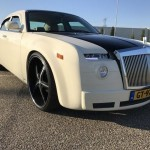 Chrysler 300C Rolls-Royce