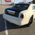 Chrysler 300C Rolls-Royce Fotoğrafları