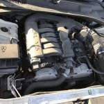 Chrysler 300C Rolls-Royce Motoru