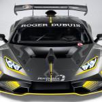 Lamborghini Huracan Super Trofeo Evo 0-100