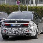 Makyajlı 2019 BMW 7 Serisi