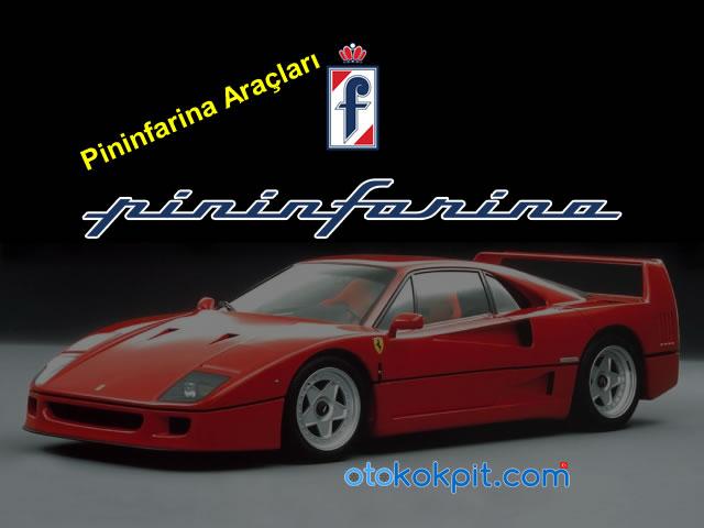 Pininfarina Araçları Tam Liste