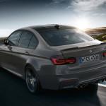 2018 BMW M3 CS 0-100 km/s