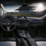 2018 BMW M3 CS Kokpiti