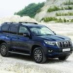 2018 Yeni Toyota Land Cruiser Teknik Özellikleri