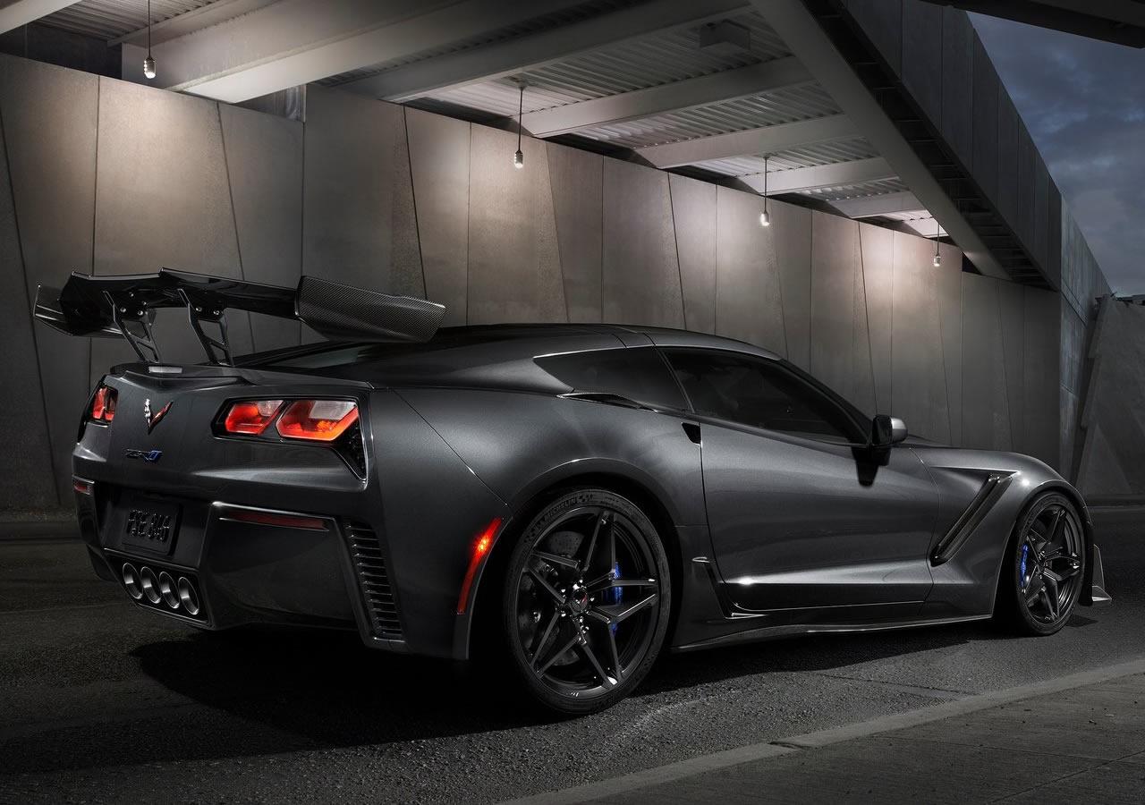 2019 Yeni Chevrolet Corvette ZR1 Donanımları