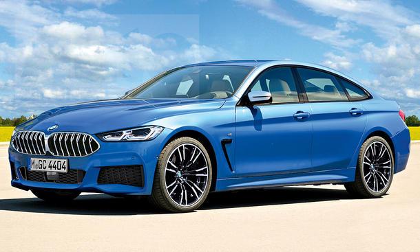 2020 Yeni Kasa BMW 4 Serisi Gran Coupe