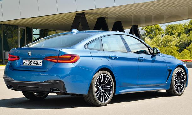 2020 Yeni Kasa BMW 4 Serisi Gran Coupe Ne Zaman Çıkacak?
