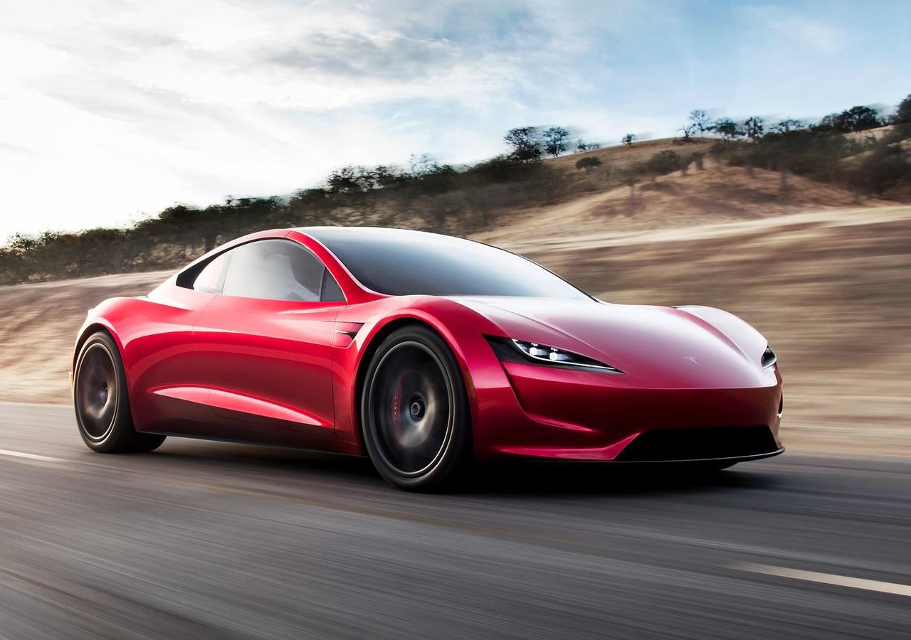 2020 Yeni Tesla Roadster