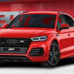 ABT Tuning 2017 Audi SQ5