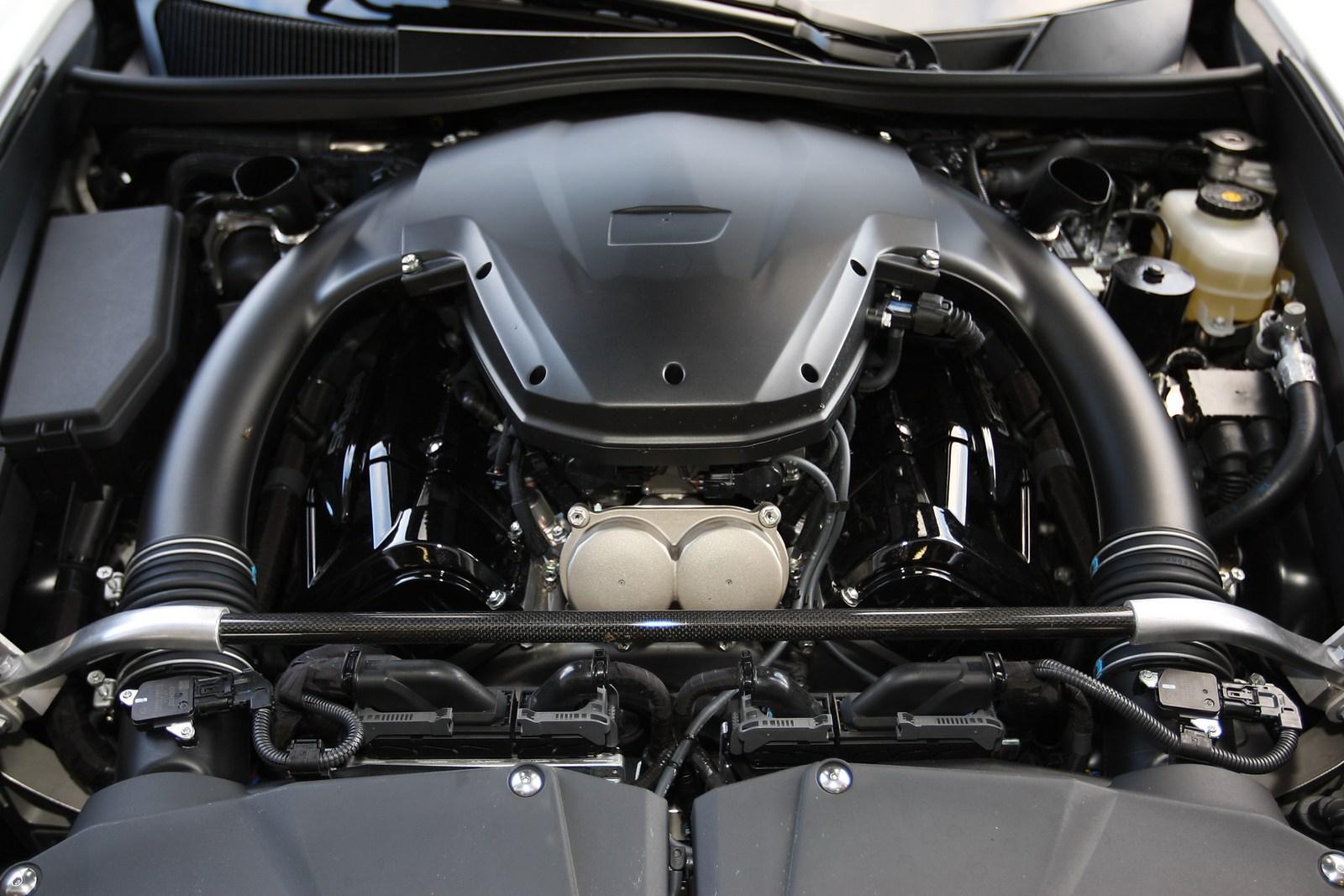 Lexus LFA Motoru