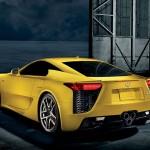 Lexus LFA Tarihçesi