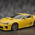 Lexus LFA Teknik Özellikleri